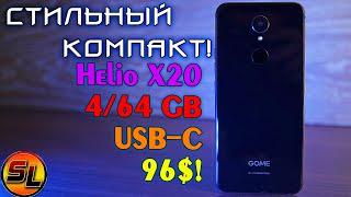 Gome U7 Mini полный обзор недорогого компакта с отличным набором памяти! [4K] Review