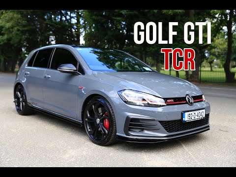 VW Golf GTI TCR review | This or a Golf R?