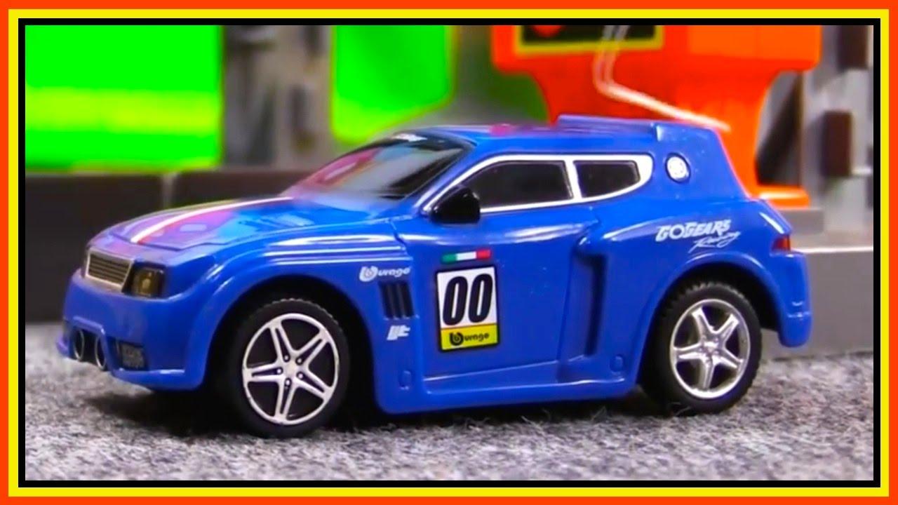 Bburago Toys For Kids Bussy Speedy 20 Mins Toy Cars