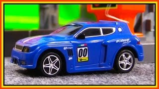 Bburago Toys for kids: BUSSY & SPEEDY 20 mins Toy Cars Construction Stories for kids.Videos for Kids