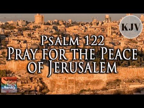 Psalm 122 Song (KJV)