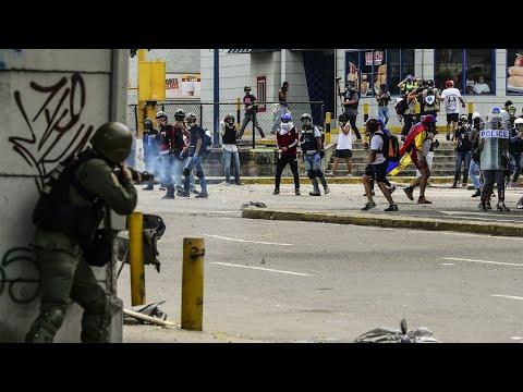 فنزويلا: المعارضة تدعو إلى الإضراب 48 ساعة احتجاجا على مشروع تعديل الدستور  - 11:22-2017 / 7 / 24