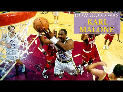 How Good was Karl Malone? : A Player Analysis