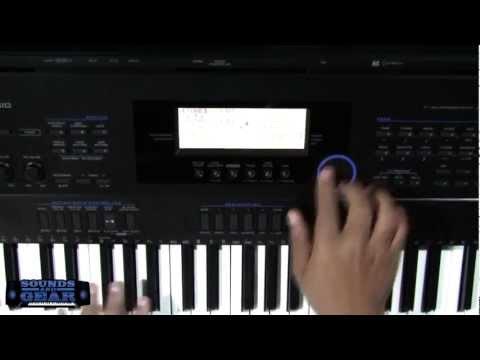 Casio WK6500 Keyboard Package review - SoundsAndGear