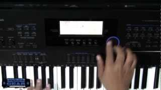 Casio WK6500 Keyboard Package review - SoundsAndGear