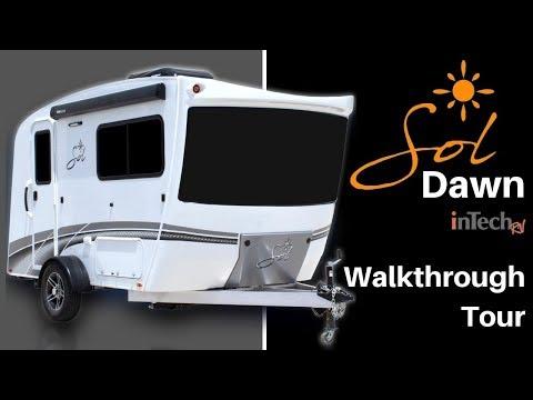 sol-dawn-teardrop-trailer-by-intech-rv---walkthrough-tour