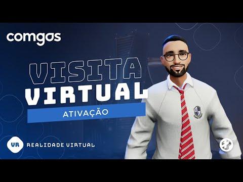 Ativação Realidade Virtual - COMGAS