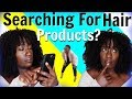 Where to Find Natural Hair Care Products For Your Kinks, Coils or Curls