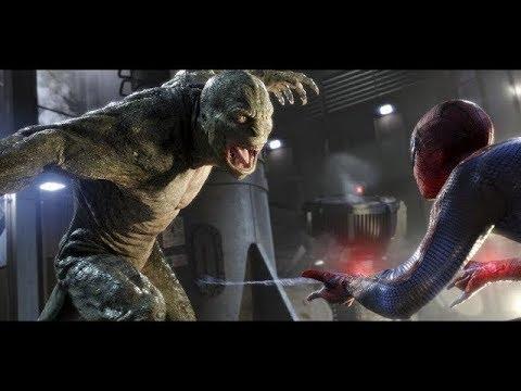 Человек-Паук против Ящера. Концовка The Amazing Spider-Man