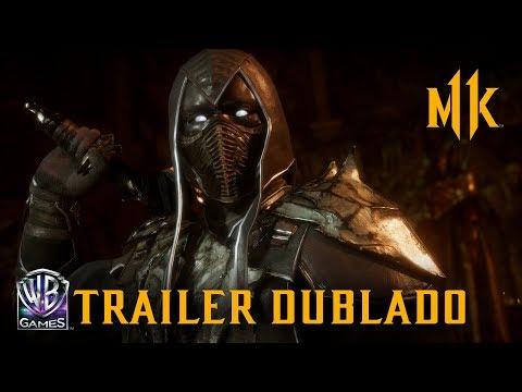 Mortal Kombat 11 – Noob Saibot (Trailer de Revelação Dublado PT-BR)