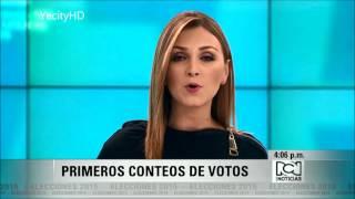 Reel Cubrimiento Elecciones Regionales 2015 Caracol TV - RCN TV (TDT)