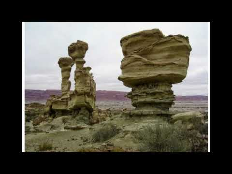 The strange site 'Valley of the moon': The Most unearthly Place in Argentina