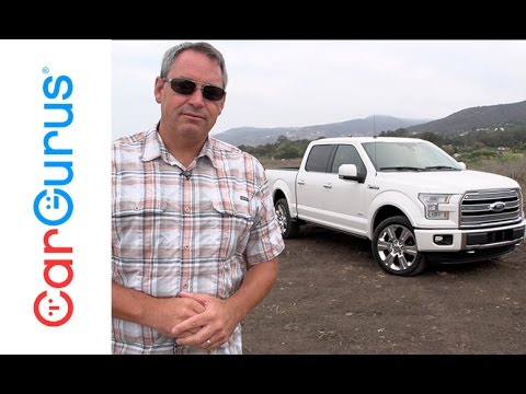 2016 Ford F-150 | CarGurus Test Drive Review