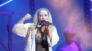 Anastacia a Carpi 06/07/2016---Best Of You