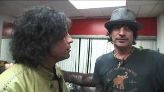 Tommy Lee on Arbor Live TV Show Season 1 - Episode 10