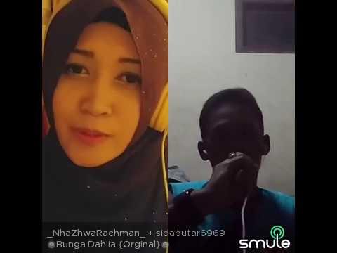Ikke Nurjanah Bunga Dahlia......