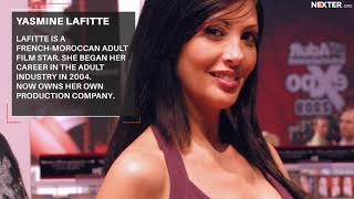 Hot and successful: famous adult film actresses with Arab roots!