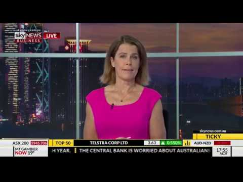 Sky Business with Ticky Fullerton featuring Roger Montgomery: 6 December 2017