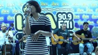 Gugur Bunga  Cover OK Kareueus  Live On Air Kharisma Keroncong