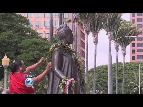 Hawaiian activists rally on anniversary of kingdom