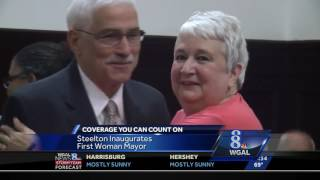 Baixar Steelton's first female mayor sworn in
