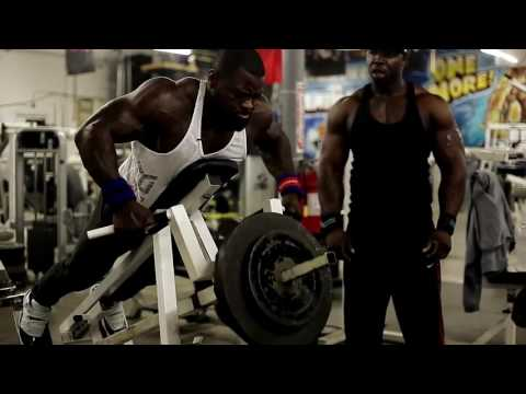 Back and Triceps with Big Rob & Big Hurk #Squad