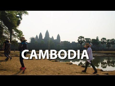 Angkor Wat Siem Reap Cambodia (travel vlog)