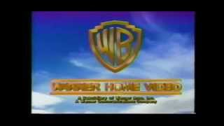 Warner Home Video Logo History