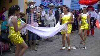 Carnaval Papalotla Tlaxcala 2014 (barrio de potrero)