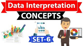Data Interpretation concepts Set 6 for CAT/XAT/NMAT/SNAP/CMAT/IIFT