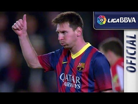 All goals FC Barcelona (2-1) Athletic Club – HD
