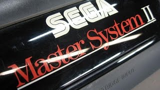 Classic Game Room - SEGA MASTER SYSTEM II console review