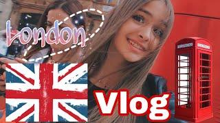LONDRA VLOG🙈💞Am pierdut avionul/Am cântat pe strada🤭❤️