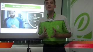 McAfee Server Security Suite Advance Product Overview by E-SPIN