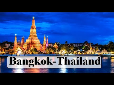 Thailand-Bangkok-Asia  Part 3