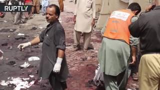 Теракт в пакистанской больнице. Погибли более 90 человек