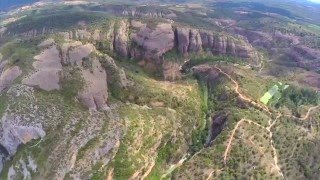 Crazy pictures of Spain from Sky ! - DJI PHANTOM 2