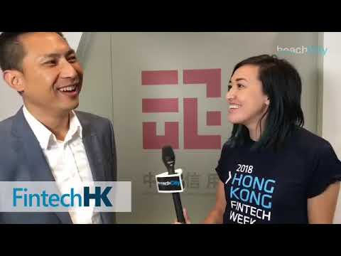 What is Big Data? At Hong Kong FinTech Week, Hao Chen explains.