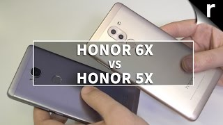 Honor 6X vs Honor 5X: What's the difference?
