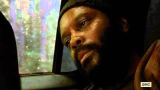 The Walking Dead Season 5 Episode 9 Ending Music - It's Better Now - Tyreese