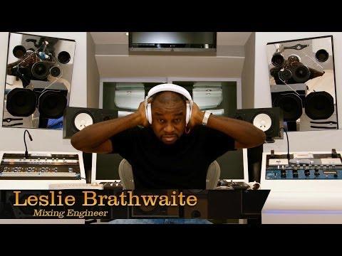 Mix Engineer Leslie Brathwaite - Pensado's Place #162
