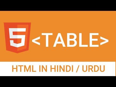 html table design | Nikkies Tutorials