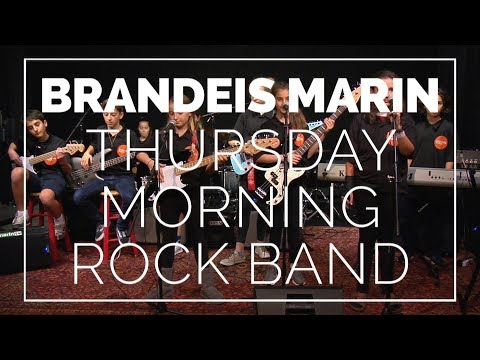 IJ Lobby Lounge: Brandeis Marin Thursday Morning Rock Band