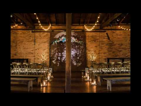 Warehouse Wedding Event Venue