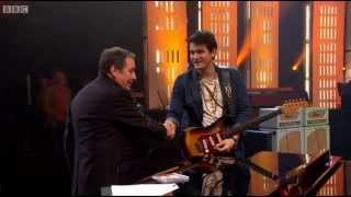 John Mayer & Jools Holland Talking & Jamming - Later... with Jools Holland - BBC Two