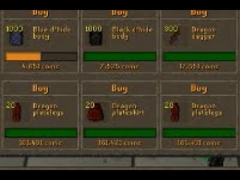 How to alch for Profit