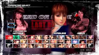 DOA5 Last Round Quick Play [BORKED]