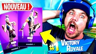 THE NEW SKIN OF TOP1 ON FORTNITE BATTLE ROYALE!!