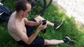 Výmena duše na bicykli