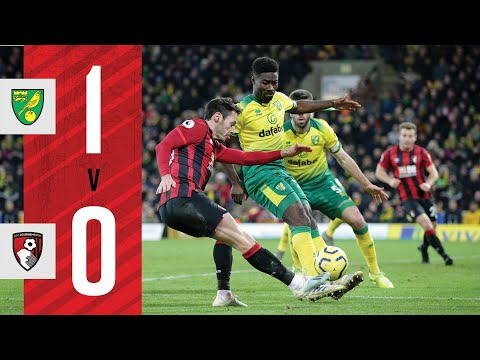 Beaten at Nowich 😔 | Norwich 1-0 AFC Bournemouth
